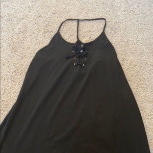 Venus Swimsuit cover up in black.  Never worn
